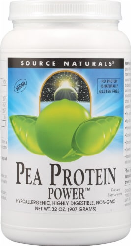 Source Naturals Pea Protein Power Perspective: front