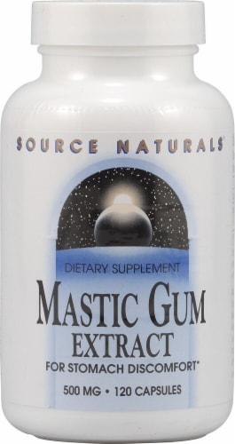 Source Naturals  Mastic Gum Extract Perspective: front