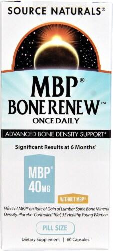 Source Naturals  MBP® Bone Renew™ Perspective: front