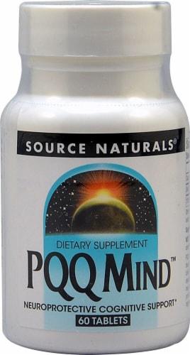 Source Naturals  PQQ Mind™ Perspective: front
