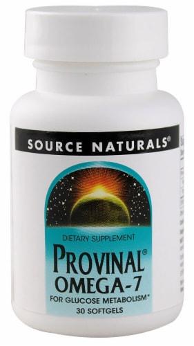 Source Naturals  Provinal® Omega-7 Perspective: front