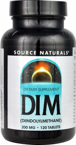 Source Naturals  DIM Perspective: front