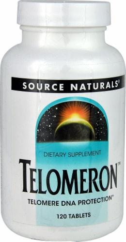 Source Naturals  Telomeron™ Perspective: front