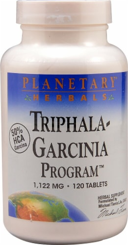 Planetary Herbals  Triphala- Garcinia Program™ Perspective: front
