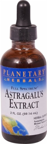 Planetary Herbals Full Spectrum™ Astragalus Extract Perspective: front