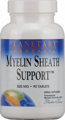 Planetary Herbals  Myelin Sheath Support™ Perspective: front