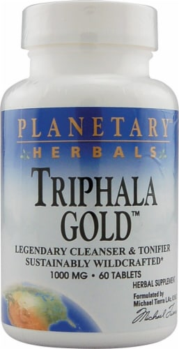 Planetary Herbals  Triphala Gold™ Perspective: front