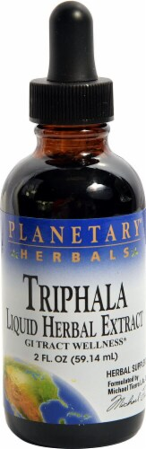 Planetary Herbals Triphala Liquid Herbal Extract Perspective: front