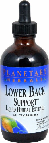 Planetary Herbals  Lower Back Support™ Perspective: front