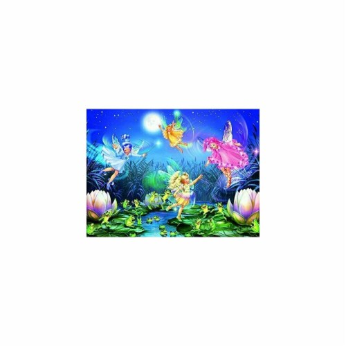 Ceaco 30375580 No.160193 Forest Fairies Style Puzzle - 100 Piece Perspective: front