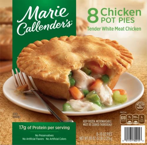 Marie Callender's Chicken Pot Pie Perspective: front