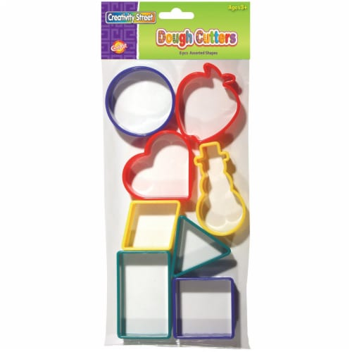 Chenille Kraft Company Cookie/Dough Cutters - Shapes Perspective: front