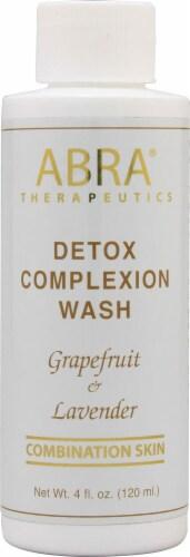 Abra Therapeutics Detox Complexion Wash Perspective: front
