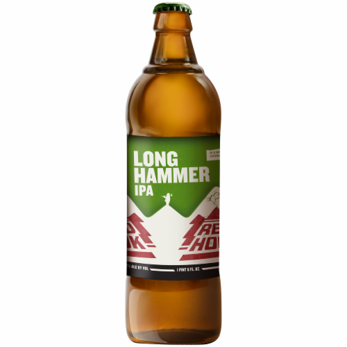 Red Hook Long Hammer IPA Perspective: front