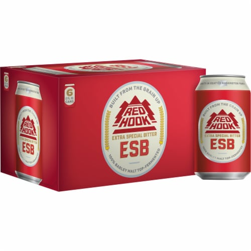 Redhook ESB Amber Ale Perspective: front