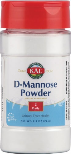 Kal  D-Mannose Powder Perspective: front