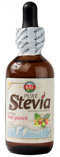 KAL Pure Stevia Liquid Extract Perspective: front