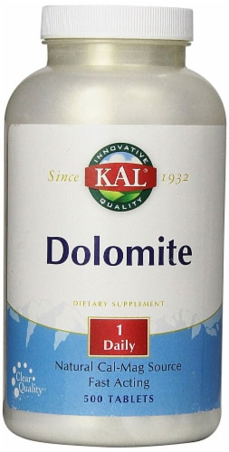 Kal  Dolomite Perspective: front