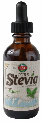 KAL Pure Stevia Extract Perspective: front