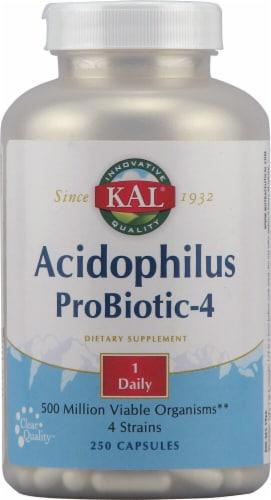 KAL  Acidophilus ProBiotic-4 Perspective: front