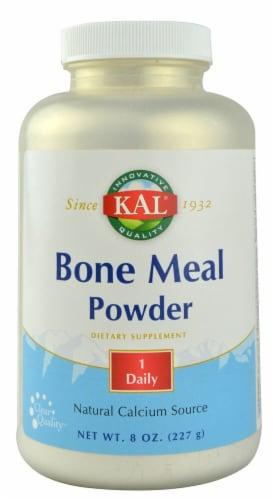 KAL  Bone Meal Powder Perspective: front