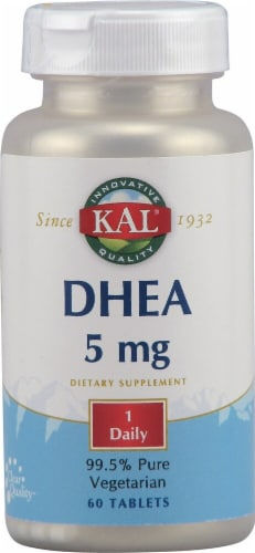 Kal  DHEA Perspective: front