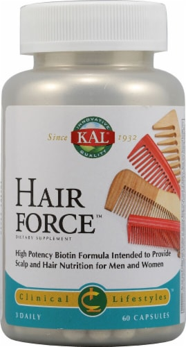 Kal  Hair Force™ Perspective: front