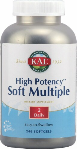 KAL  High Potency Soft Multiple Perspective: front