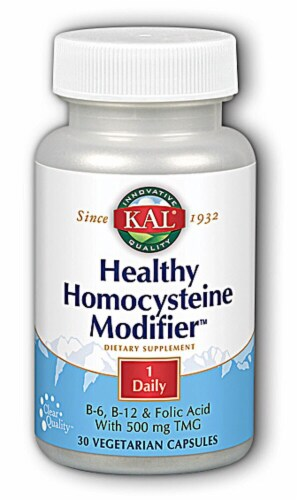 Kal  Healthy Homocysteine Modifier™ Perspective: front