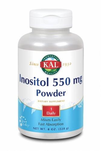 KAL Inoditol 550 Mg Powder Perspective: front