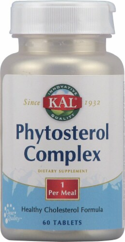 Kal  Phytosterol Complex Perspective: front