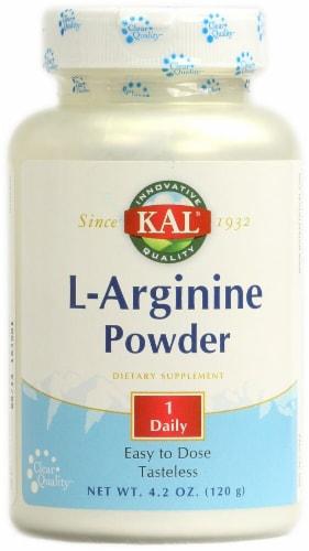 Kal  L-Arginine Powder Perspective: front