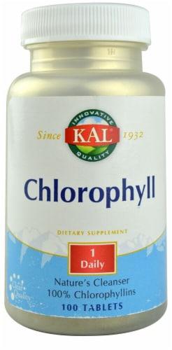 KAL  Chlorophyll Perspective: front