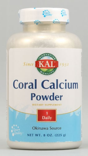 Kal  Coral Calcium Powder Perspective: front