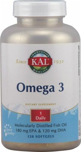 Kal  Omega 3 Perspective: front