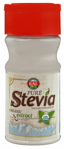 KAL Pure Stevia Organic Perspective: front