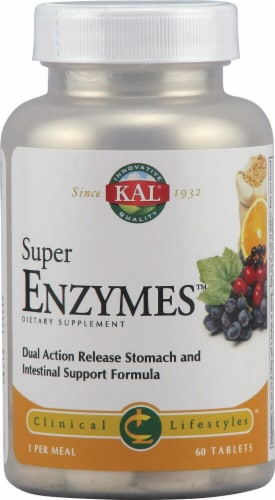 KAL  Super Enzymes™ Perspective: front