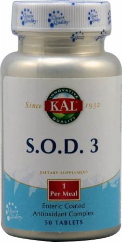 Kal  S.O.D 3 Perspective: front