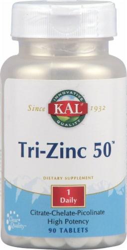 Kal  Tri-Zinc 50 Perspective: front