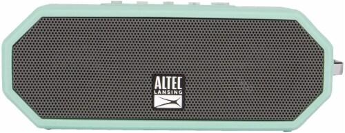 Altec Lansing Jacket H20 4 Bluetooth Speaker - Mint Perspective: front