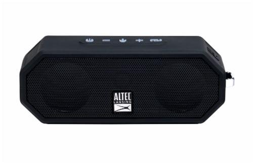 Altec Lansing The Jacket H20 Portable Wireless Speaker - Black Perspective: front
