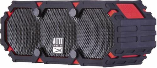 Altec Lansing Mini Lifejacket 3 Speaker - Black/Red Perspective: front