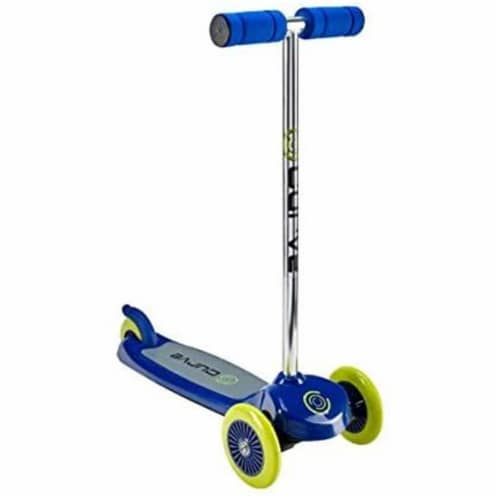 Sakar International 3 Wheel Scooter, Blue Perspective: front