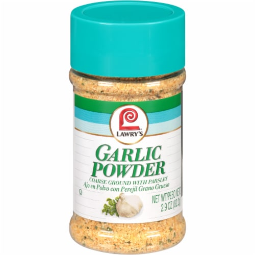 Lawry's Garlic Powder Perspective: front