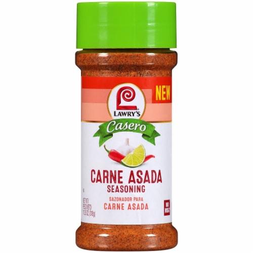 Lawry's Casero Carne Asada Seasoning Perspective: front