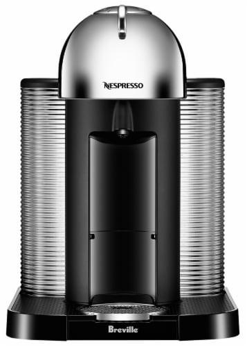 Breville Nespresso Vertuo Coffee & Espresso Machine - Black Perspective: front