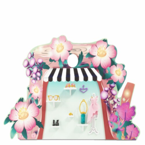 Funrise Bright Fairy Friends Sweet Chic Fashion Pack Perspective: front