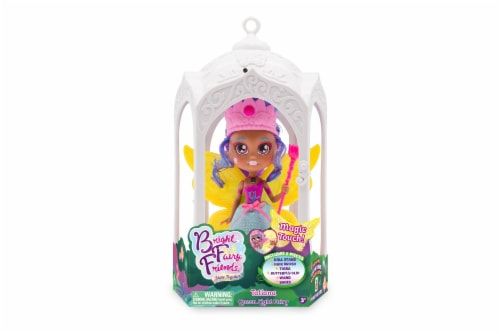 Funrise Bright Fairy Friends™ Queen Light Fairy Tatiana Perspective: front