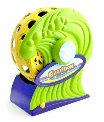 Gazillion Rollin' Wave Bubbble Machine Perspective: front