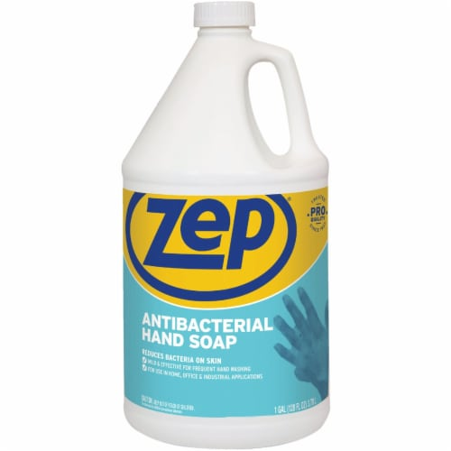 Zep 1 Gal. Antibacterial Hand Soap Refill R46124 Perspective: front